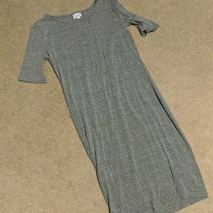 LuLaRoe fitted dress